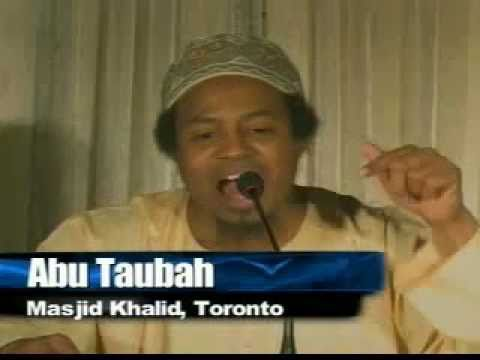 Abu Taubah – Inciting Muslims Against Each Other