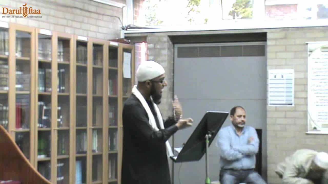 Muhammad ibn Adam al Kawthari – Ramadhan: A Month of Selflessness