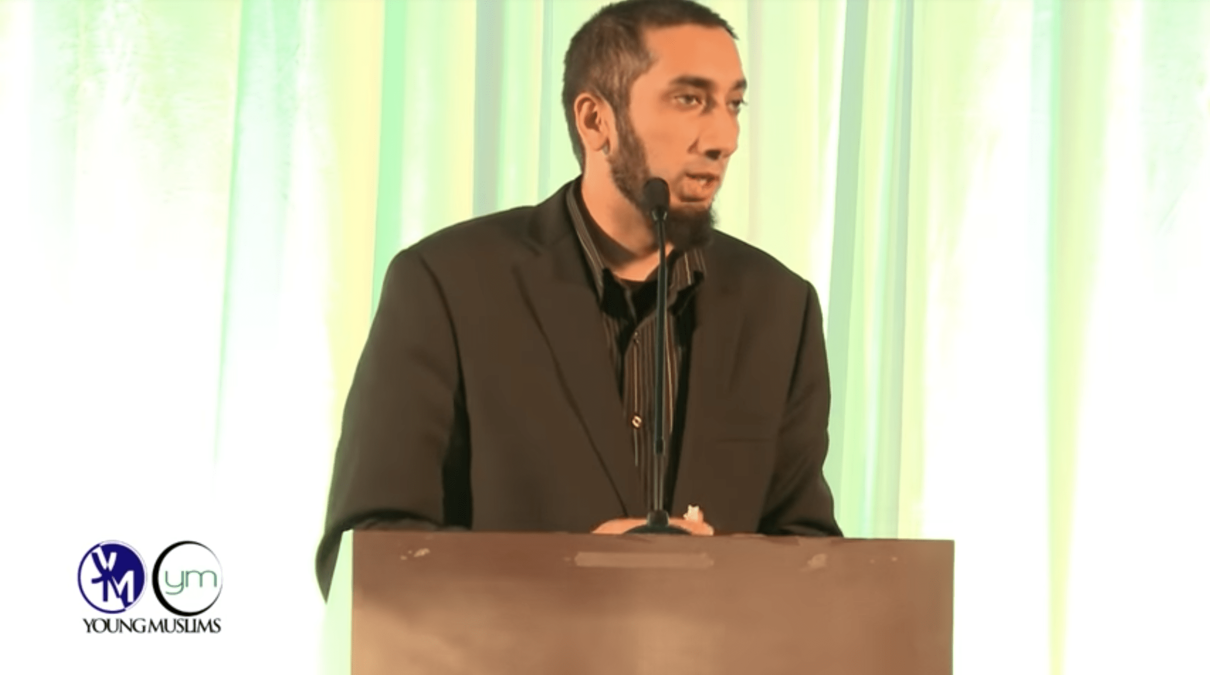 Nouman Ali Khan – Making the Changes