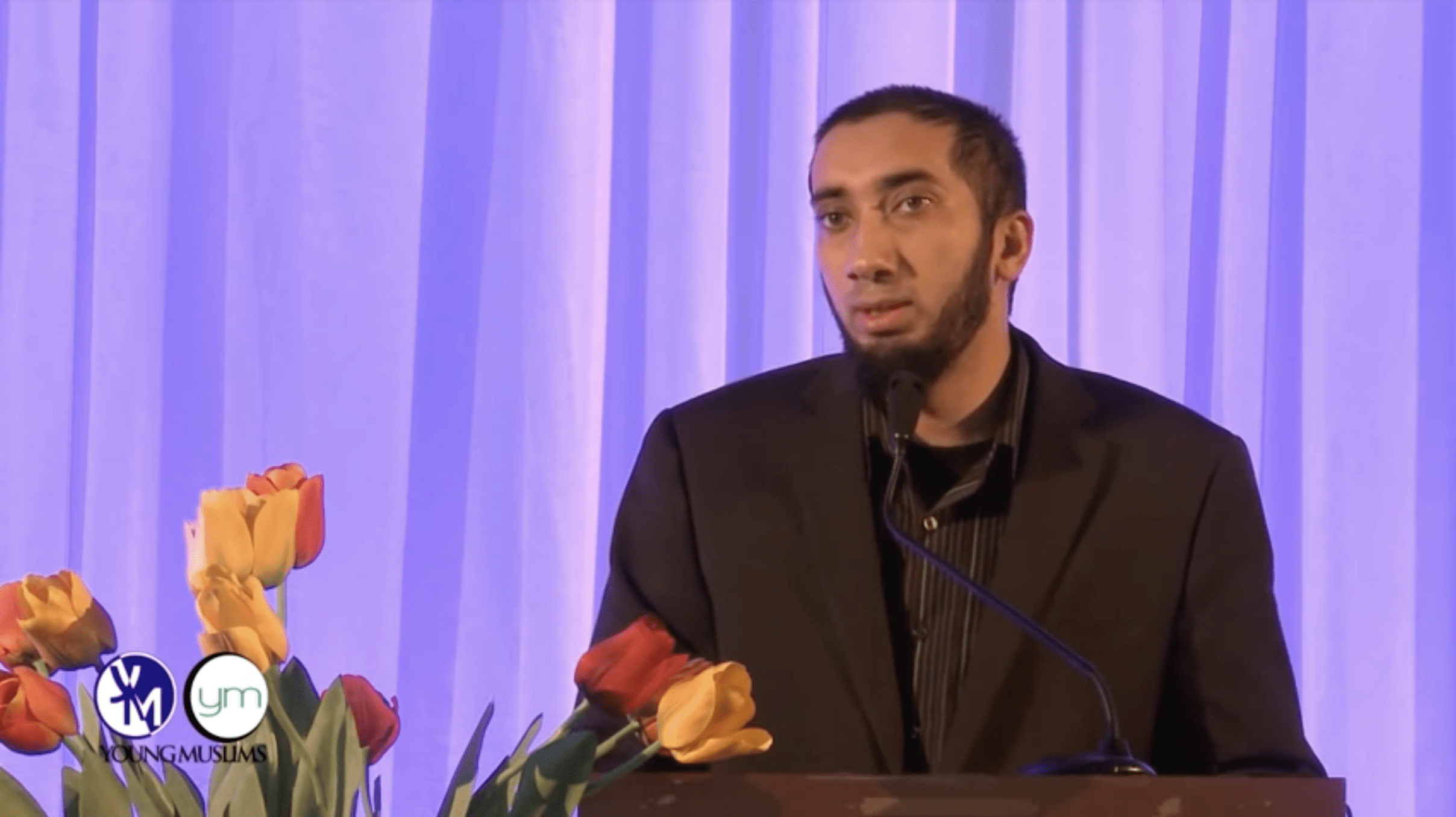 Nouman Ali Khan – Shield of Honor