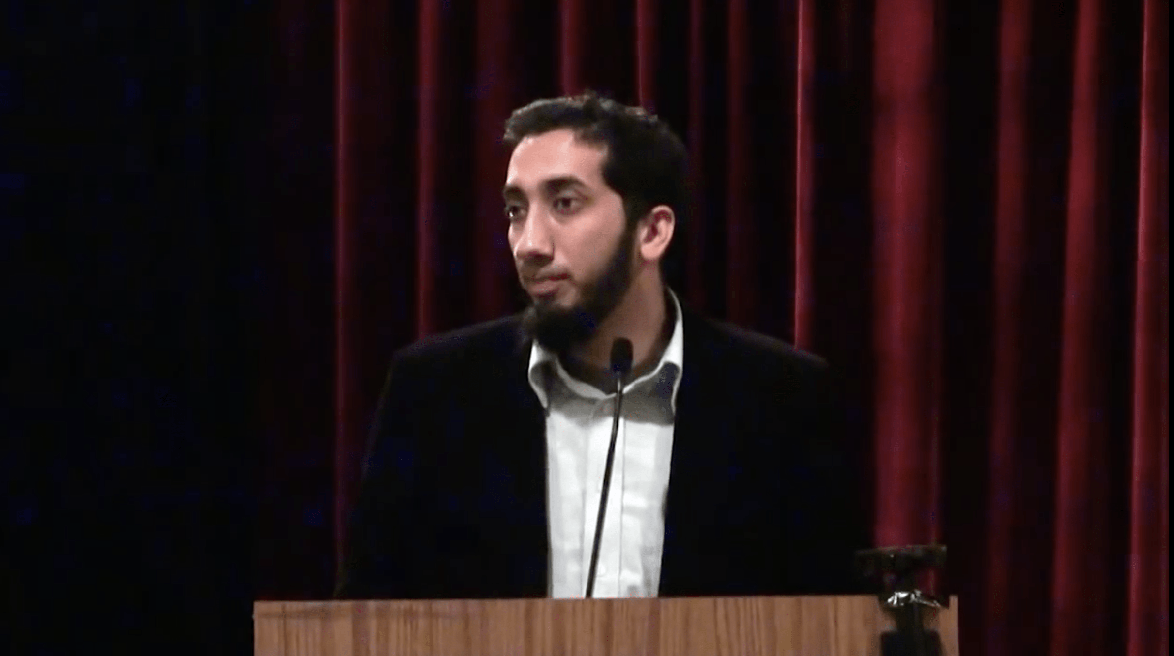 Nouman Ali Khan – Impact of Youth in Today's Society