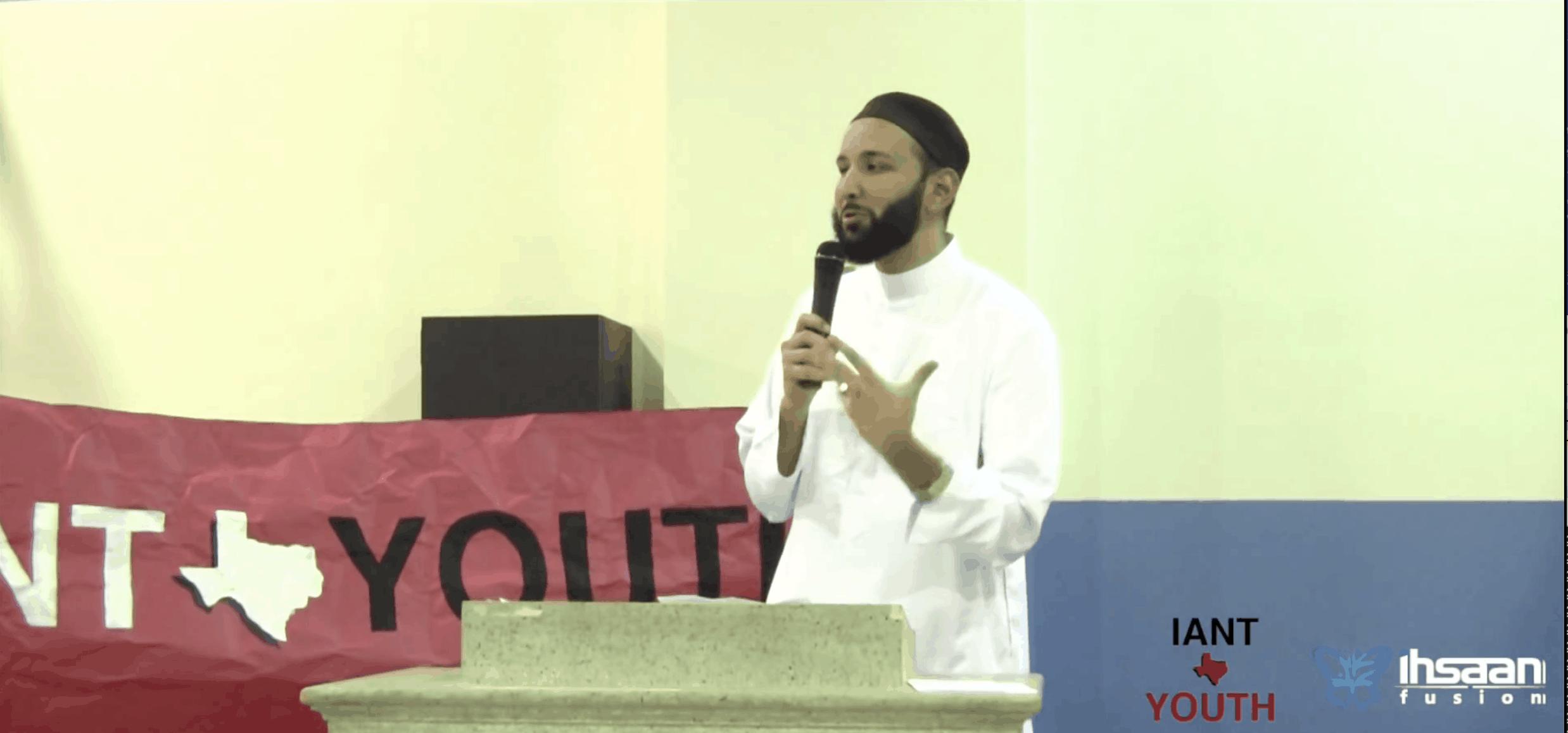 Omar Suleiman – Buried in Mercy