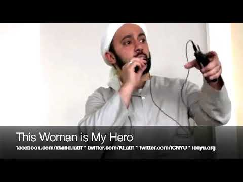 Khalid Latif – This Woman is My Hero