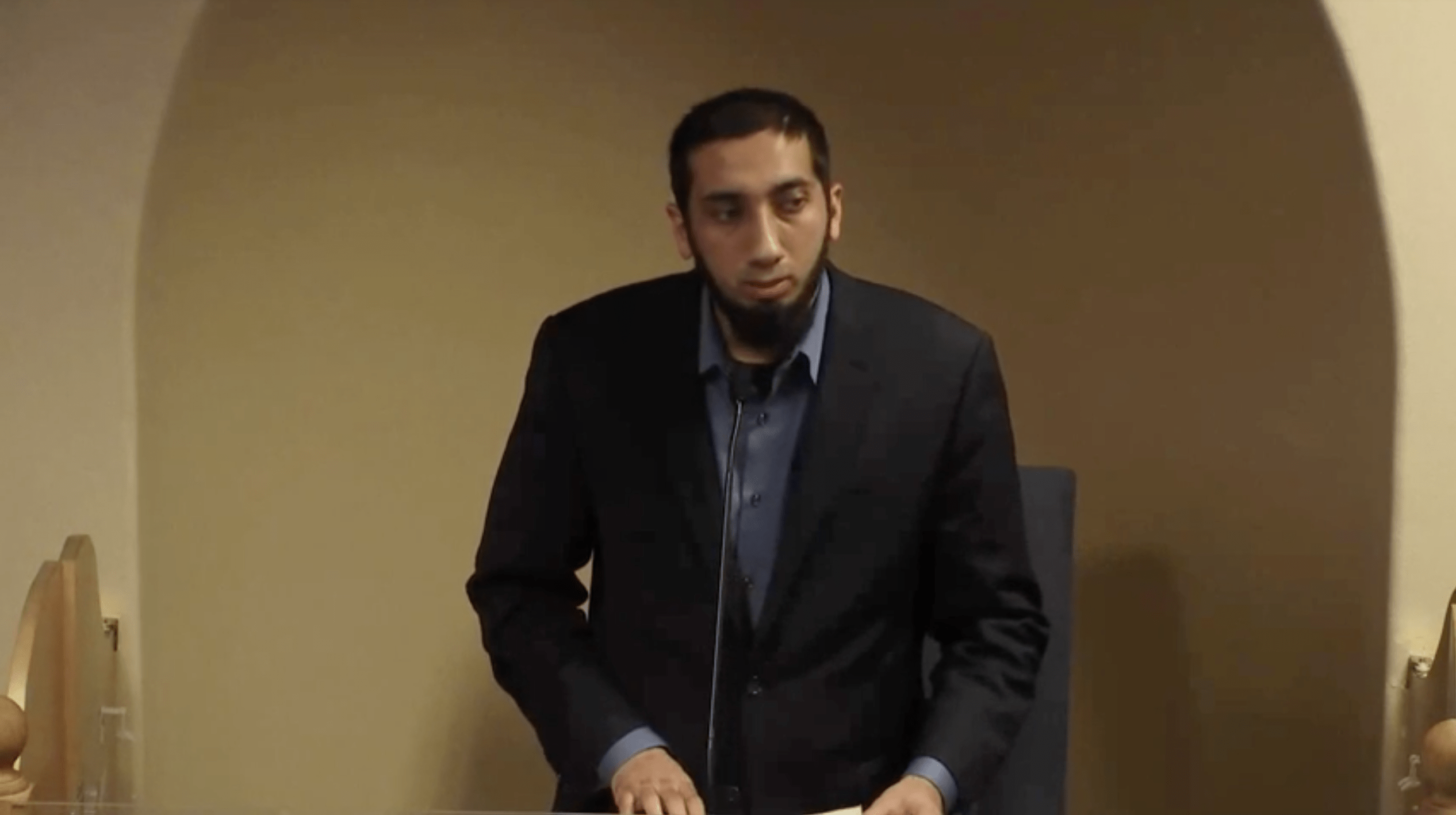 Nouman Ali Khan – Leniency in Leadership