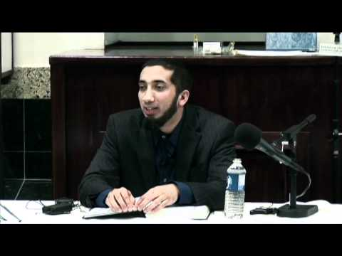 Nouman Ali Khan – Ramadan: A gift for Muslims