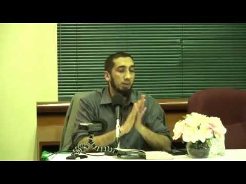 Nouman Ali Khan – Ramadan and the Quran