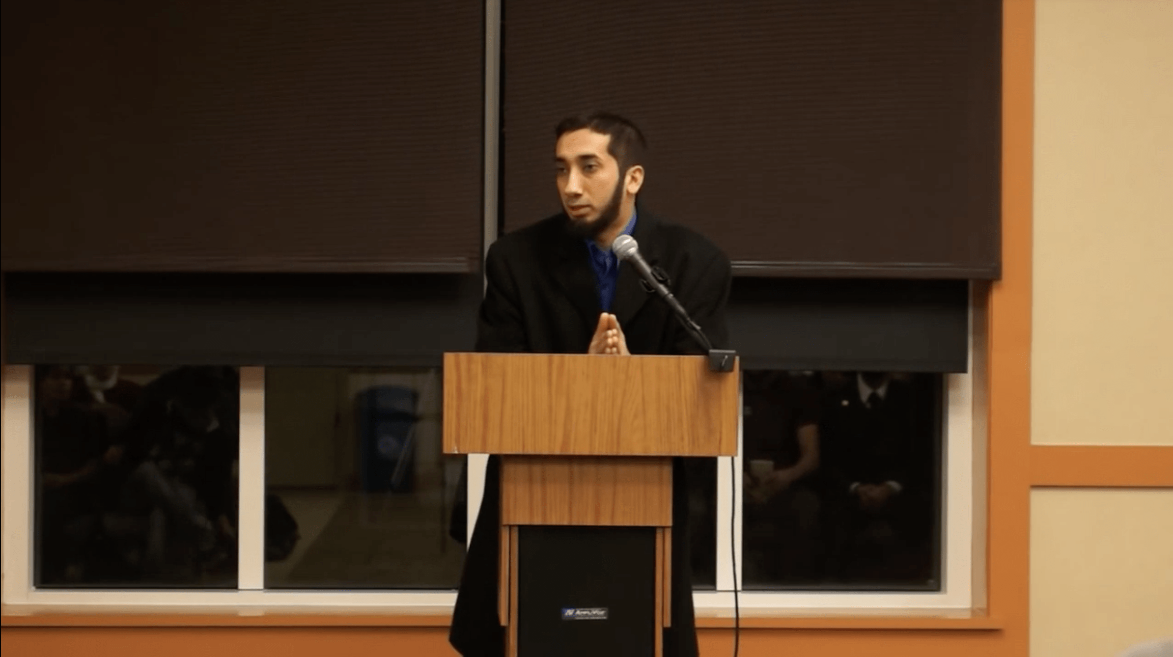 Nouman Ali Khan – The Qur'an: The Word of God