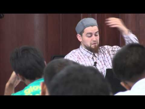 AbdelRahman Murphy – Riyaa (Pride, Showing Off)