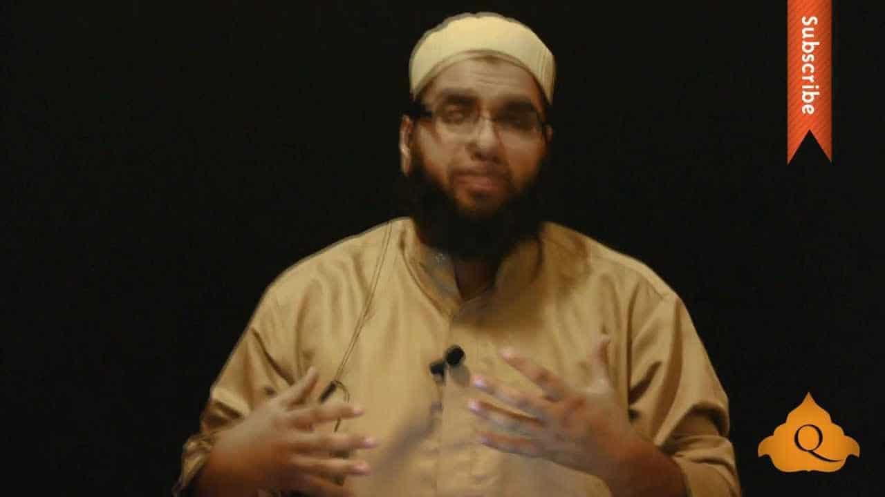 Abdul Nasir Jangda – Making Dua in Ramadan