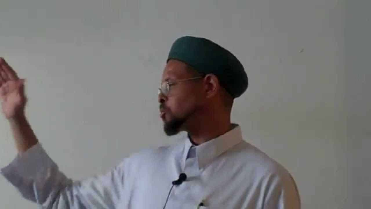Zaid Shakir – Ramadan and Allah's Mercy