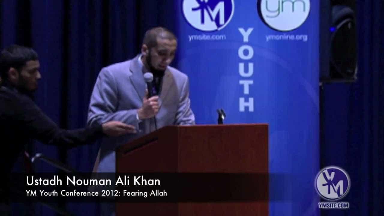 Nouman Ali Khan – Fearing Allah
