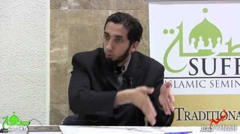 Nouman Ali Khan – Educational Institutions and the Coming Islamic Renaissance