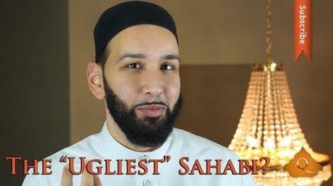 "Omar Suleiman – The ""Ugliest"" Sahabi?"
