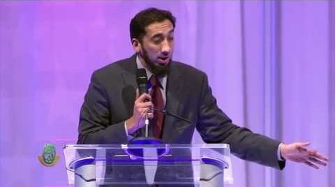 Nouman Ali Khan – Happiness, Fun and Pleasure