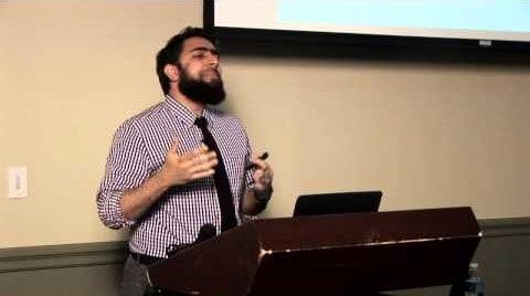 Omar Usman – The Shaykh 'N Bake Shame Grenade: A Muslim Internet Phenomenon