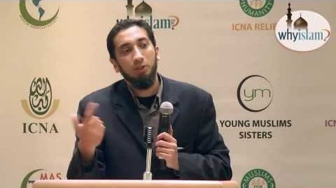 Nouman Ali Khan – Challenging the Existence of God