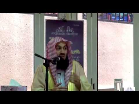 Ismail ibn Musa Menk – Concept of Godhood: Matters of Aqeedah in Islam