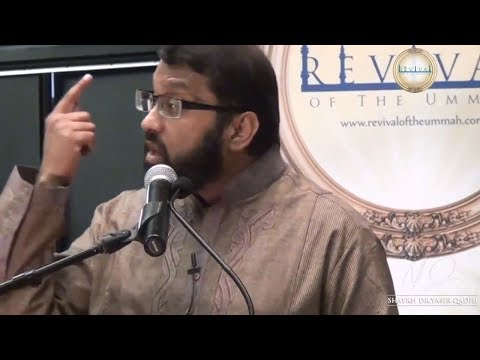 Yasir Qadhi – Unity does not mean Uniformity & The Hadith of the 73 sects