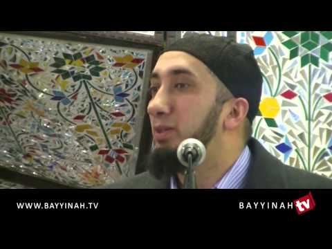 Nouman Ali Khan – Be Like The Bee!