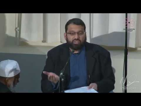 Yasir Qadhi – In Pursuit of the Middle Path