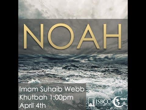 Suhaib Webb – Noah