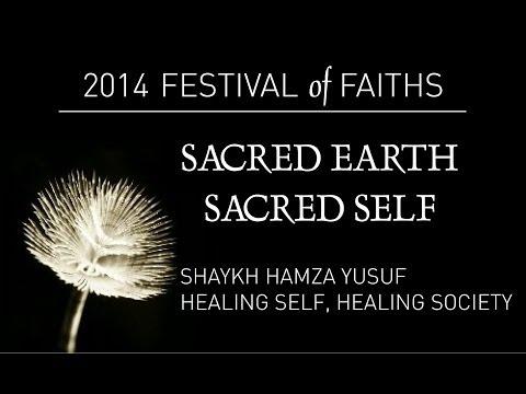 Hamza Yusuf – Healing Self, Healing Society