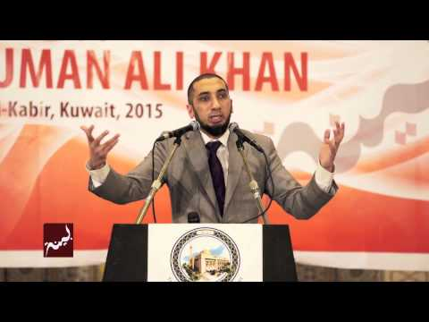Nouman Ali Khan – The Fall of Satan and the Rise of Adam