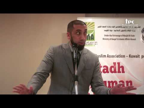 Nouman Ali Khan – The Impact of the Quran in our Lives