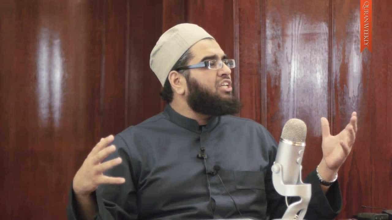 Abdul Nasir Jangda Lectures