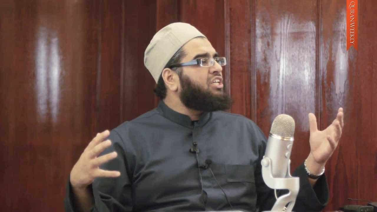 Abdul Nasir Jangda – A Love Story: The Messenger (PBUH) & Khadija