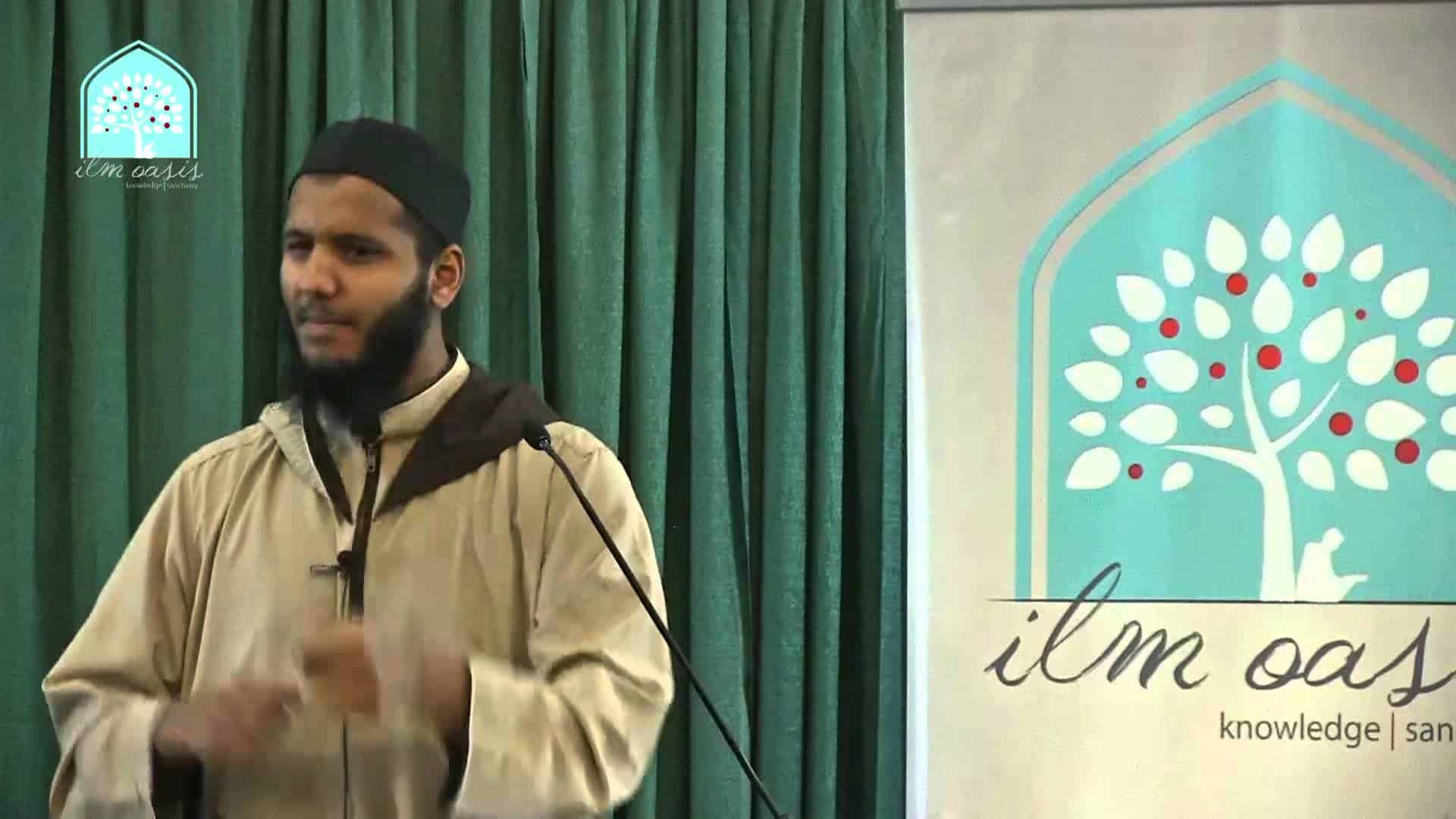 Hussain Kamani – It's Just Sunnah, Brother!