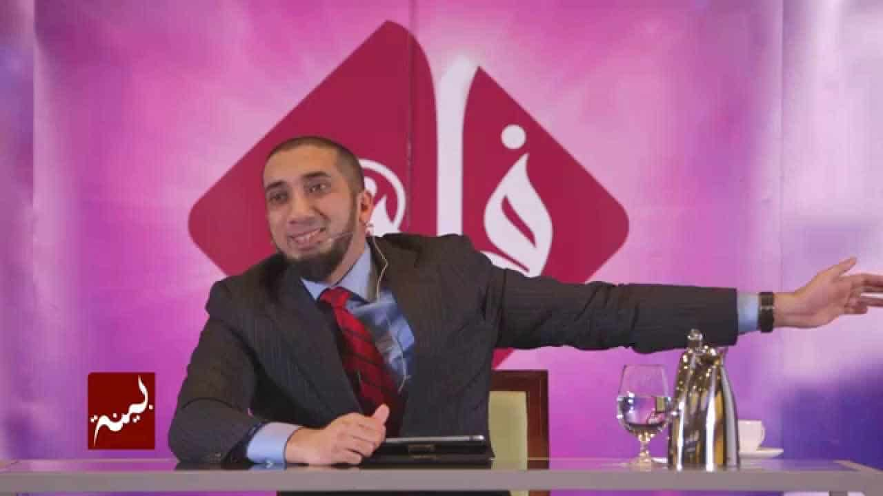 Nouman Ali Khan – We Ask Allah: Tafsir of the last two verses of Surah al-Baqarah