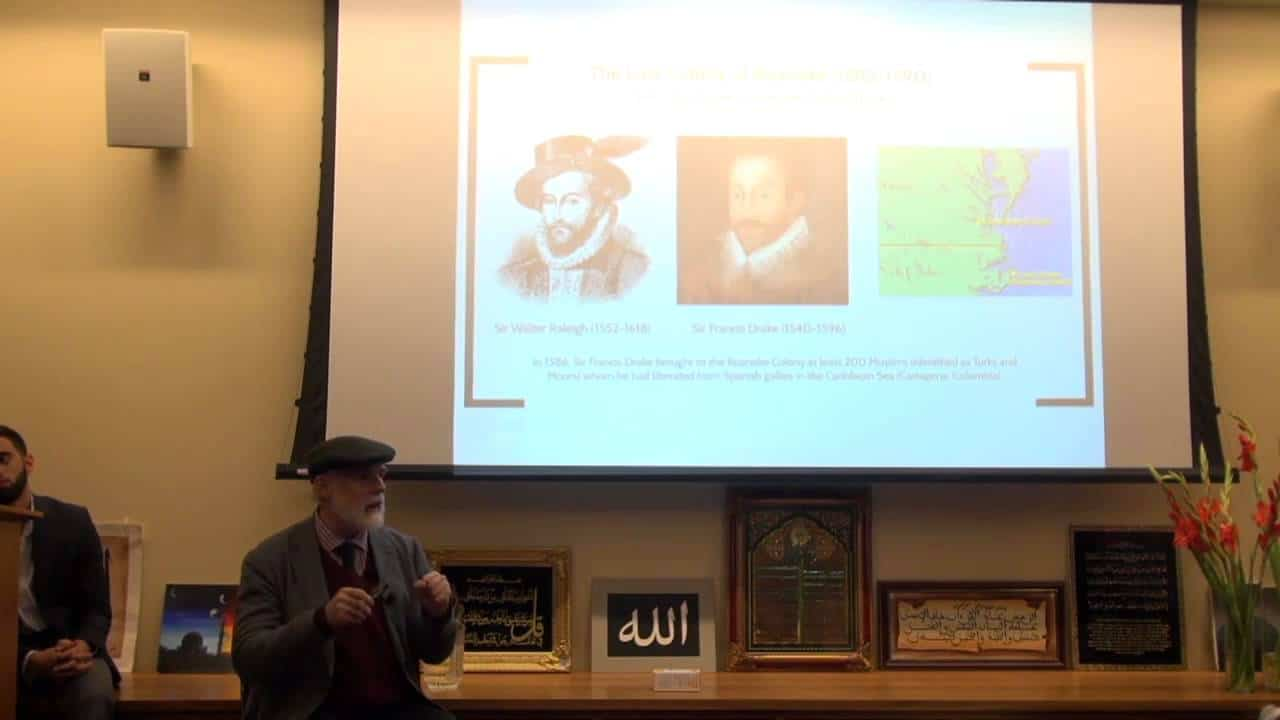 Umar Faruq Abd-Allah – Muslims in our American past (1587 – 1965)