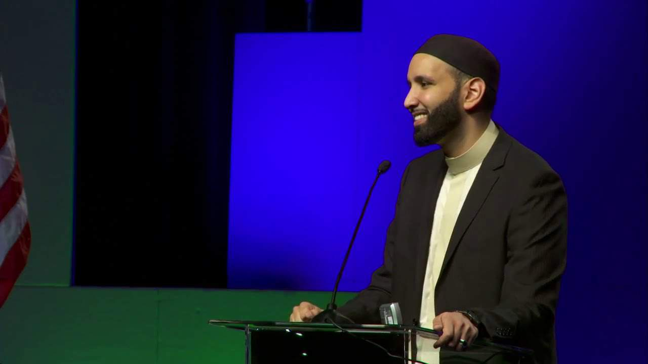 Omar Suleiman – Ihsan With Allah, Ihsan Between Us
