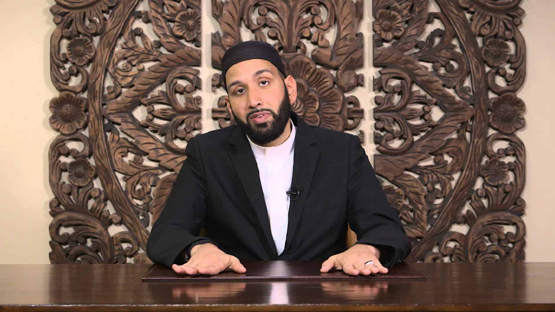 Omar Suleiman –  I'm too Afraid to Wear Hijab or Pray in Public