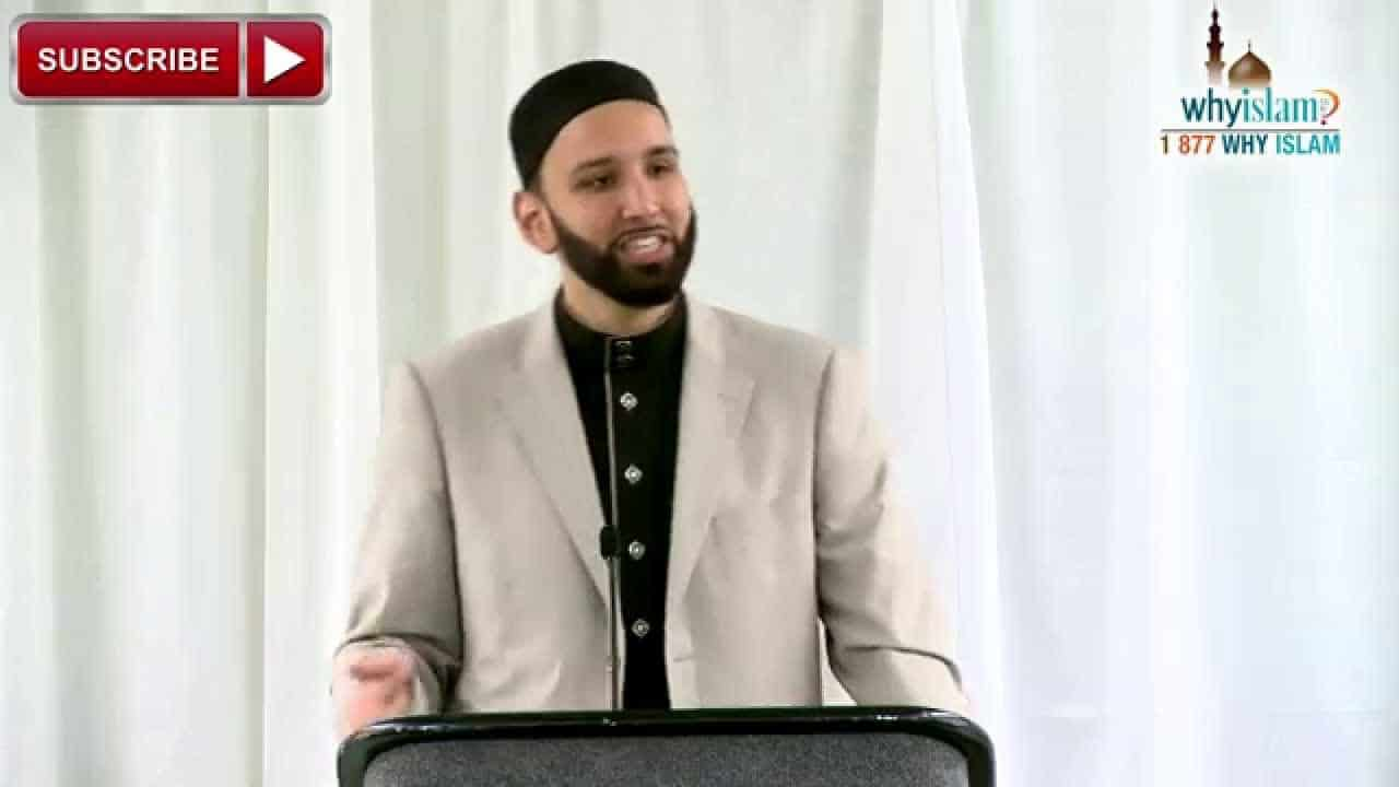 Omar Suleiman – Is Life Fair? What is the Reason to Live?