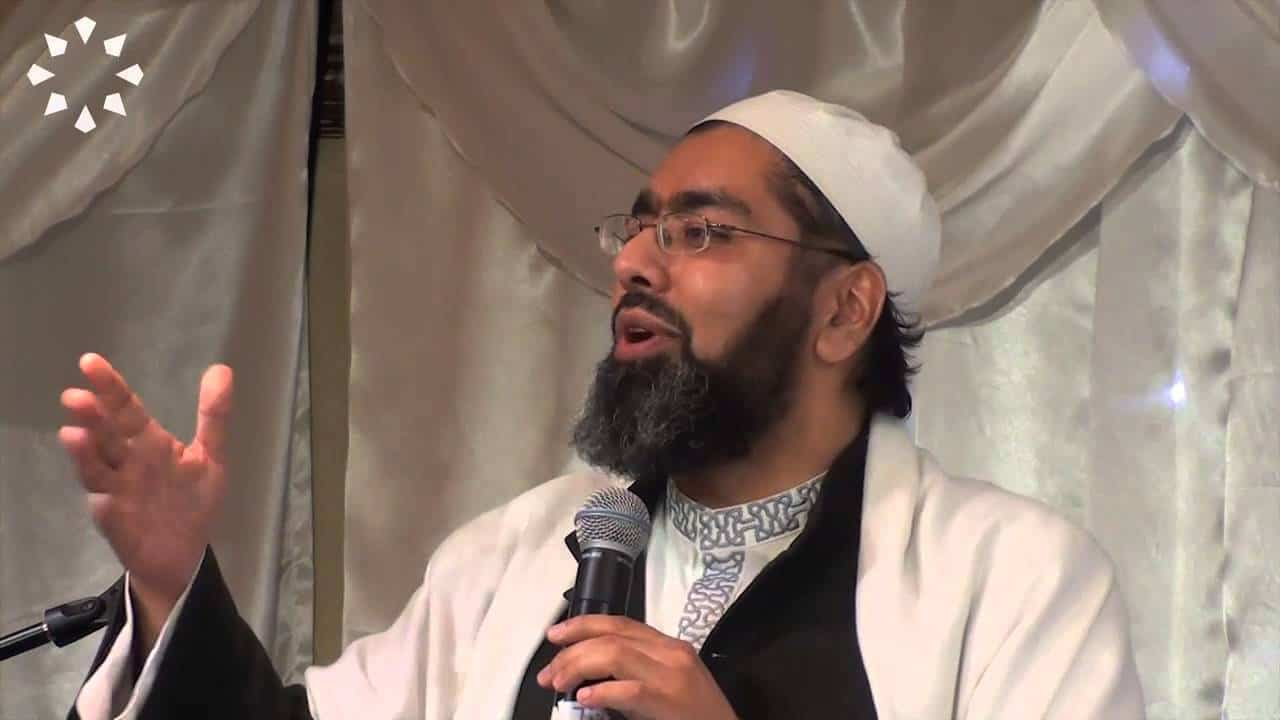Faraz Rabbani – Finding Allah with the Broken Hearted