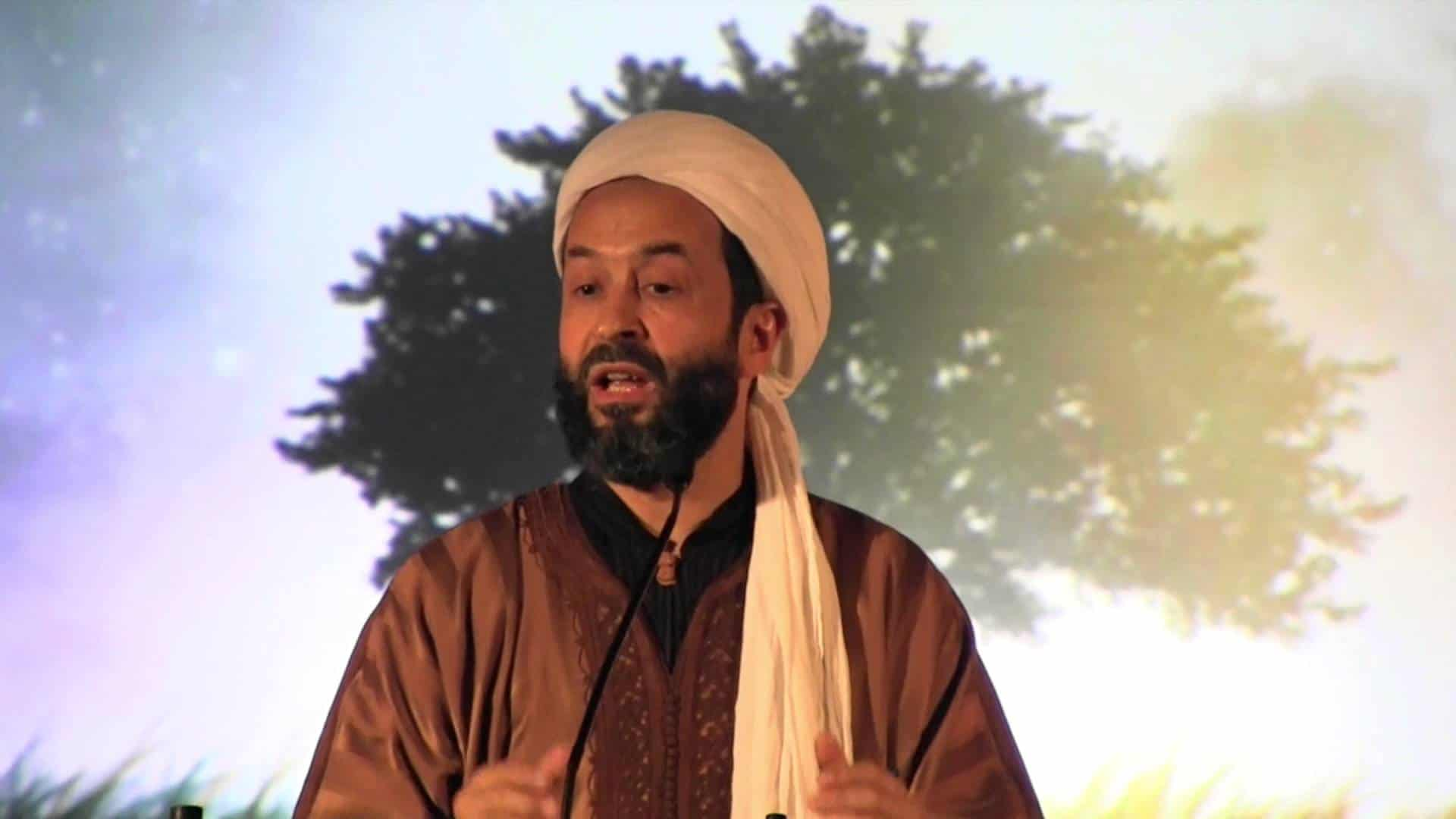 Mokhtar Maghraoui – Breaking Spiritual Silence