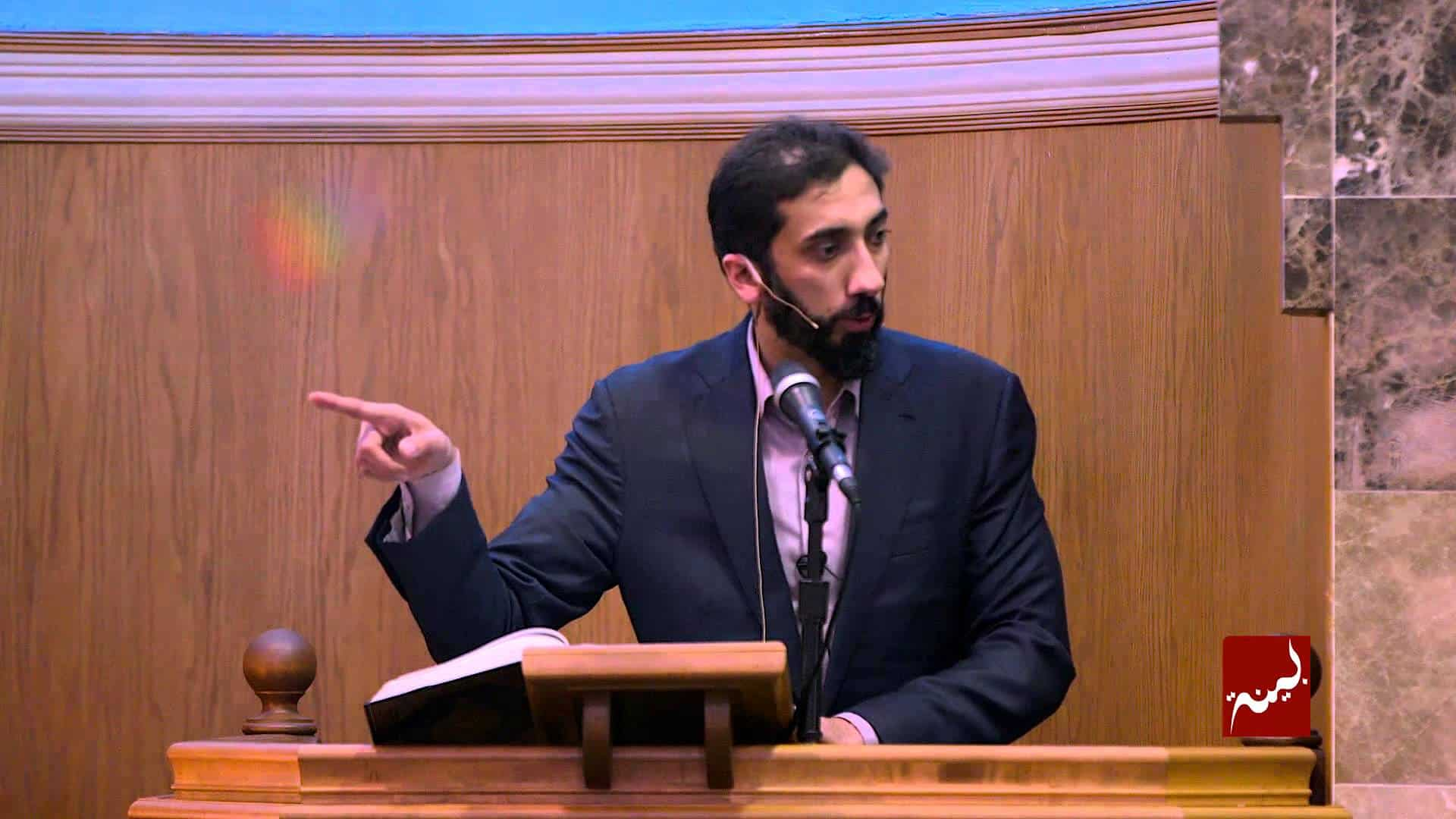 Nouman Ali Khan – Slander is Serious