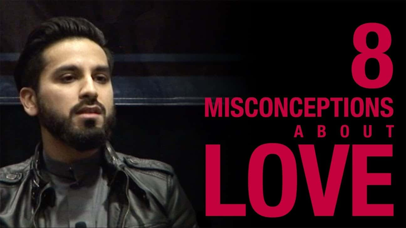 Saad Tasleem – 8 Misconceptions About Love