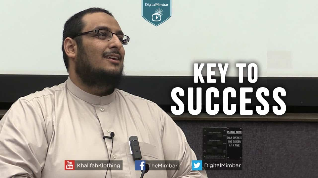 Yahya Ibrahim – Key to Success