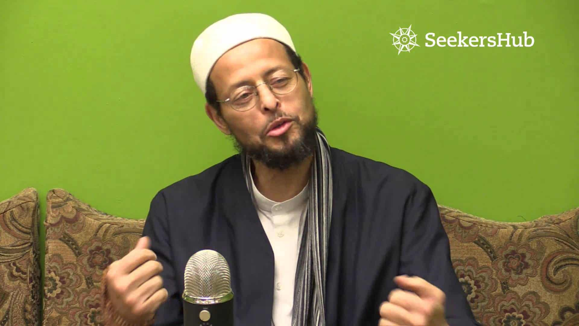 Zaid Shakir – Sunni-Shia Hatred: A Disease We Must Fight