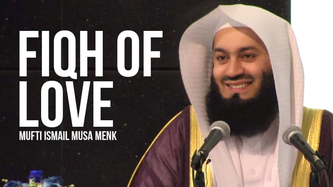 Halal dating mufti menk biography