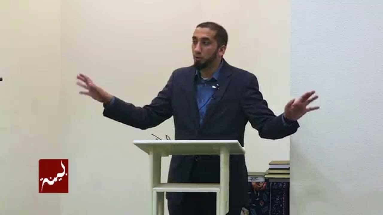 Nouman Ali Khan – Fear, Grief, and Insults