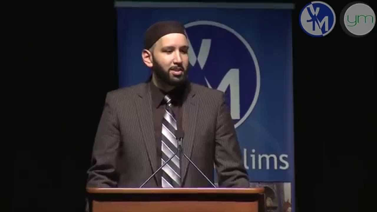 Omar Suleiman – Surrounded by Signals: The Reality of Social Media
