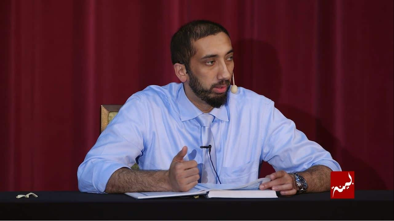 Nouman Ali Khan – Abuse of Women