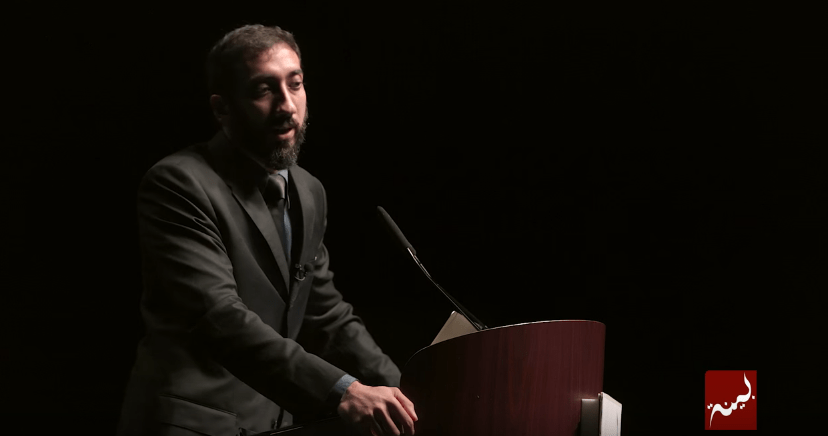 Nouman Ali Khan – Heavenly Order of Surah Sad