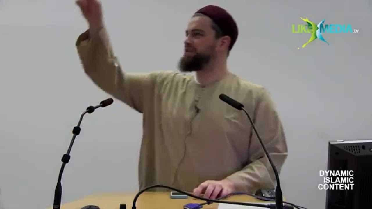 AbdelRahman Murphy – Be social like the Prophet ﷺ