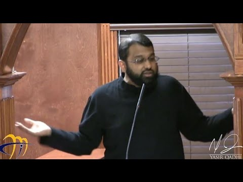 Yasir Qadhi – Major victories during Ramadan & lessons learned