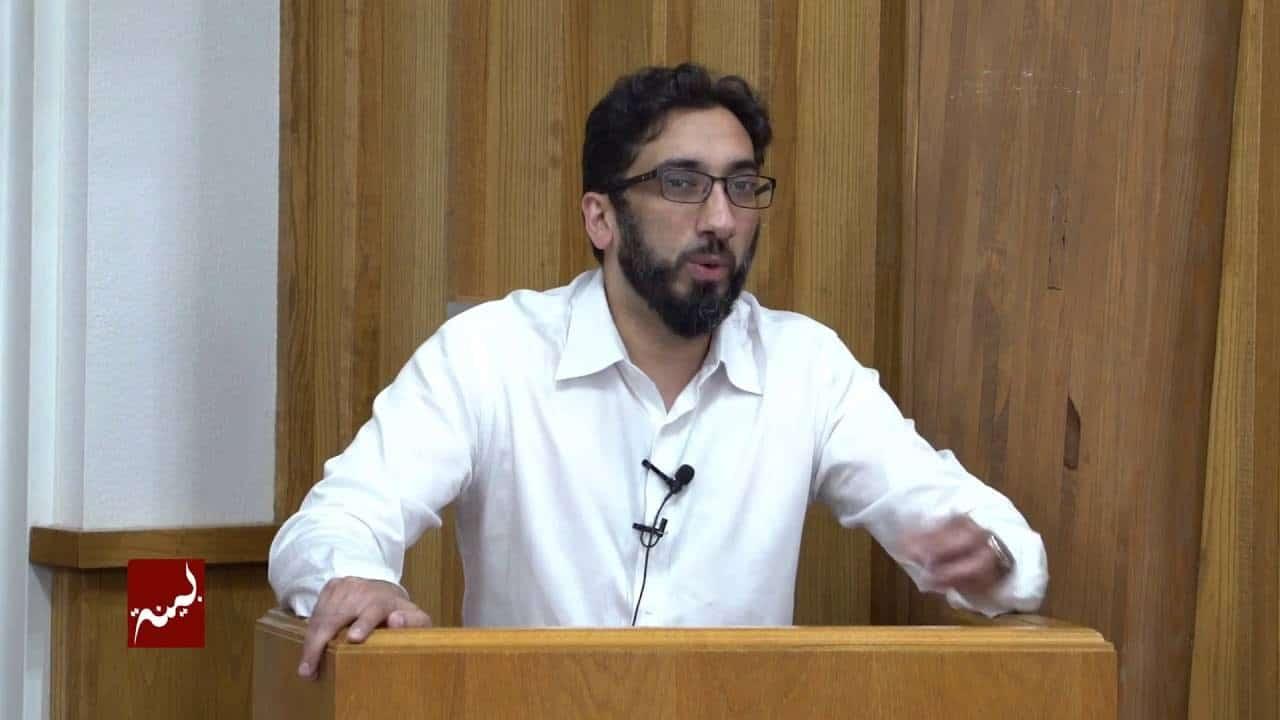 Nouman Ali Khan – Uphold Justice